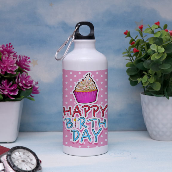 Happy Birthday Personalized Sipper