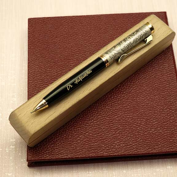 Personalized Metal Carving Pen