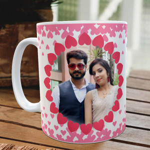 Made For Each Other Personalized Mug