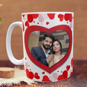 Anniversary Wishes Personalized Mug