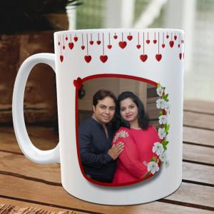 You and Me Personalized Mug