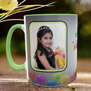 Birthday Wishes Personalized Mug