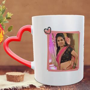 Its Love Personalized Mug
