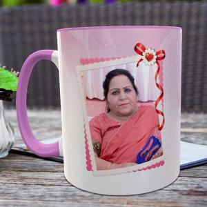 I Love Mom Personalized Mug