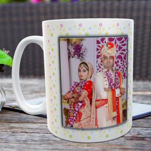 Happy Wedding Personalized Mug