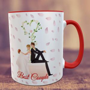 Best Couple Personalized Mug