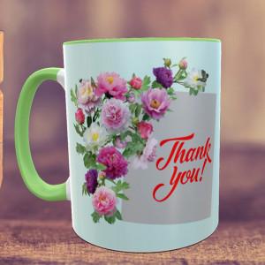 Thanks Personalized Mug
