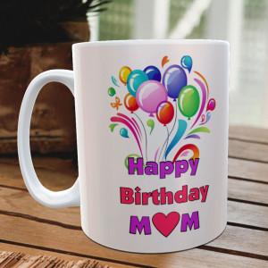 Mom Birthday Personalized Mug