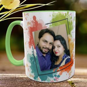 Personalized Anniversary Couple Mug