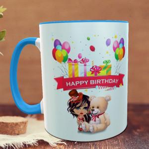 Doll Birthday Personalized Mug