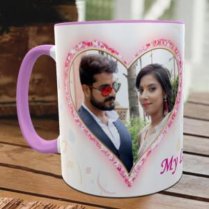 Personalized Couple Love Mug