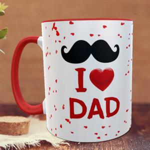 Love You Dad Personalized Mug