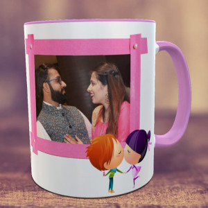 Love In the Air Personalized Mug