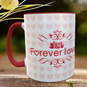 Forever Love Personalized Mug