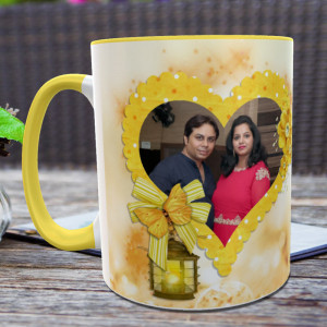 All About Love Personalized Mug