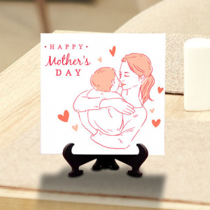 Mothers Day Wishes Tile