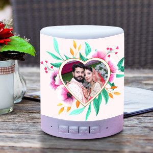 Personalized Stay With You Mood Lamp Speaker