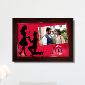 Sweet Couple Personalized Frame
