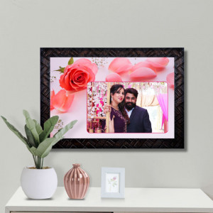 Personalized Couple Wall Hanging Frame