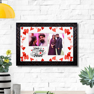 I Love you Everyday Personalized Frame