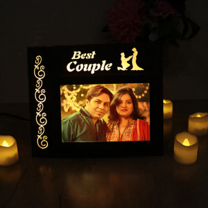 Best Couple Personalized Lamp