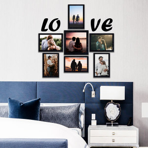 Love Wall Frame Set of Seven