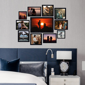 Family Wall Frame Set of Eleven