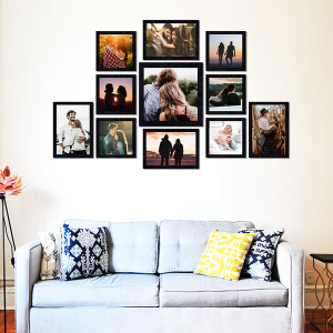 Set of Eleven Wall Frame