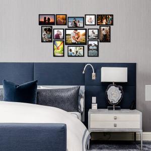 Family Wall frame set of Thirteen