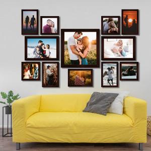 Wall of Memories Wall Frame Set of Twelve