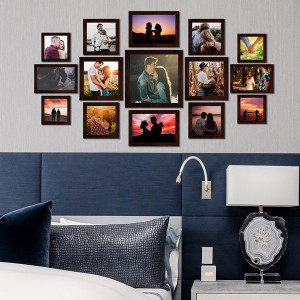 Family Wall Frame set of Fifteen