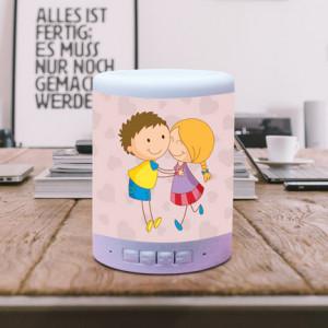Mera Bhai Mera Yaar Hai Bluetooth Lamp Speaker