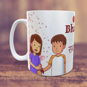 Bhai Teri Yaari Sabse Pyari Personalized Mug