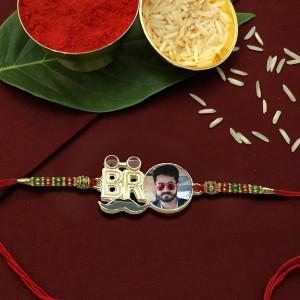 Personalized Designer Rakhi for Bro