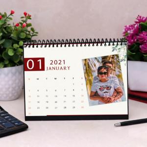 Warm Wishes Personalized Calendar