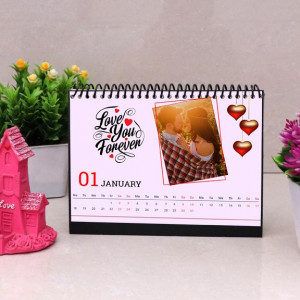 Love Quotes Personalized Calendar