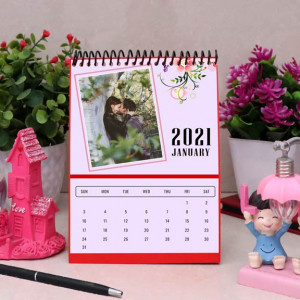 Personalized Calendar for Couple