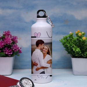 I Love You Personalized Sipper Bottle